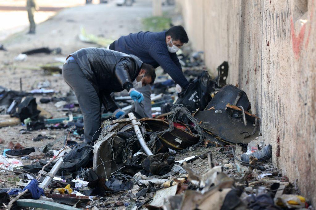Incidente aereo in iran 737