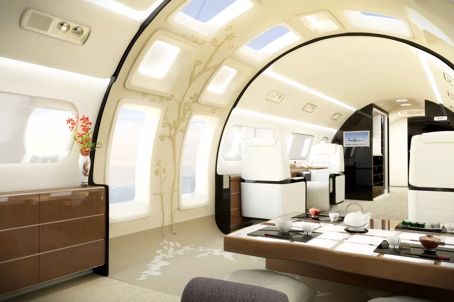 Embraer Sky Yacht